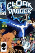 Cloak and Dagger (1985 Marvel 2nd Series) 2