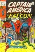 Captain America (1968 1st Series) 137