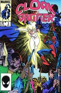 Cloak and Dagger (1985 Marvel 2nd Series) 3