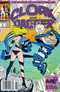 Cloak and Dagger (1988 Marvel 3rd Series) 6