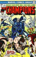 Champions (1975-1978 Marvel 1st Series) 2