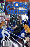 Cloak and Dagger (1988 Marvel 3rd Series) 10