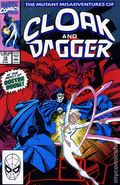 Cloak and Dagger (1988 Marvel 3rd Series) 12