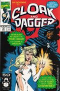 Cloak and Dagger (1988 Marvel 3rd Series) 19
