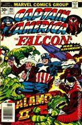 Captain America (1968 1st Series) 203