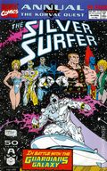 Silver Surfer (1987 2nd Series) Annual 4