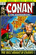 Conan the Barbarian (1970 Marvel) 15