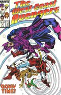 Avengers West Coast (1985) 19