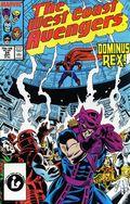 Avengers West Coast (1985) 24