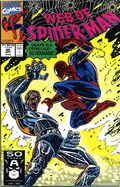 Web of Spider-Man (1985 1st Series) 80
