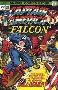 Captain America (1968 1st Series) 196