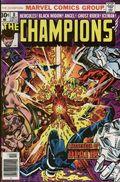Champions (1975 Marvel) 8