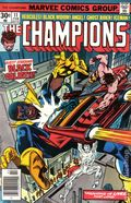 Champions (1975-1978 Marvel 1st Series) 11