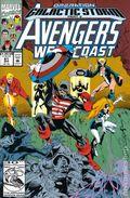 Avengers West Coast (1985) 81