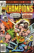 Champions (1975-1978 Marvel 1st Series) 12