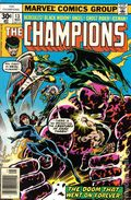 Champions (1975-1978 Marvel 1st Series) 13