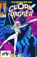 Cloak and Dagger (1983 Marvel 1st Series) 1