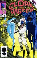 Cloak and Dagger (1985 Marvel 2nd Series) 4