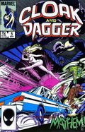 Cloak and Dagger (1985 Marvel 2nd Series) 5