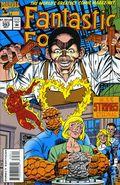 Fantastic Four (1961 1st Series) 393