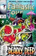 Fantastic Four (1961 1st Series) 385
