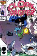 Cloak and Dagger (1985 Marvel 2nd Series) 7