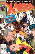 Uncanny X-Men (1963 1st Series) 261