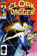 Cloak and Dagger (1985 Marvel 2nd Series) 6