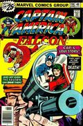 Captain America (1968 1st Series) 198