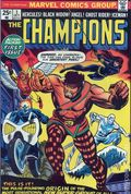 Champions (1975-1978 Marvel 1st Series) 1