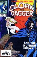 Cloak and Dagger (1983 Marvel 1st Series) 3