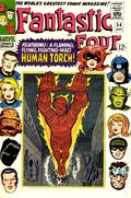 Fantastic Four (1961 1st Series) 54