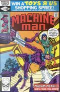 Machine Man (1978 1st Series) 17