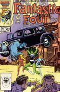 Fantastic Four (1961 1st Series) 291