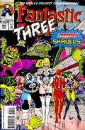 Fantastic Four (1961 1st Series) 382