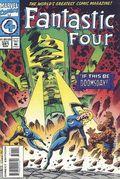Fantastic Four (1961 1st Series) 391