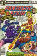 Fantastic Four (1961 1st Series) 204