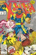 X-Men (1991 1st Series) 8