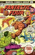 Fantastic Four (1961 1st Series) 166