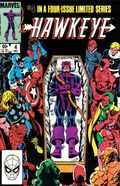 Hawkeye (1983 1st Series) 4