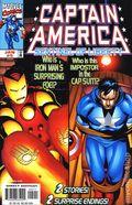 Captain America Sentinel of Liberty (1998) 5