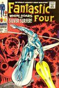 Fantastic Four (1961 1st Series) 72