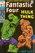 Fantastic Four (1961 1st Series) 112