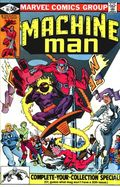Machine Man (1978 1st Series) 19