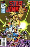 Starjammers (1995 1st Series) 4