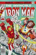 Iron Man (1968 1st Series) 93