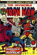 Iron Man (1968 1st Series) 61