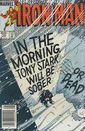 Iron Man (1968 1st Series) 182