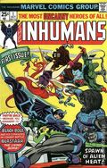 Inhumans (1975 1st Series) 1
