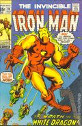 Iron Man (1968 1st Series) 39